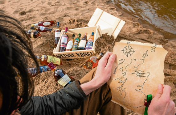 Follow the whisky heritage trail in Speyside
