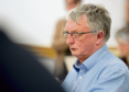 NHS Highland chairman David Alston