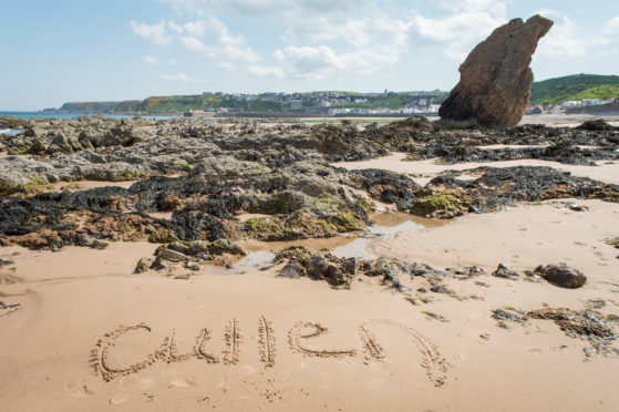Moray Firth towns named amongst UK's top beach holiday destinations