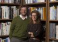 Iwan Wirth and Manuela Wirth.