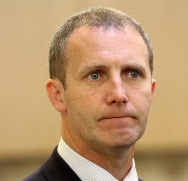 Transport Secretary Michael Matheson