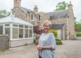 Lindsay Ross has had a family connection to Tormhor in Forres for more than 60 years, but is ready to downsize from her happy home