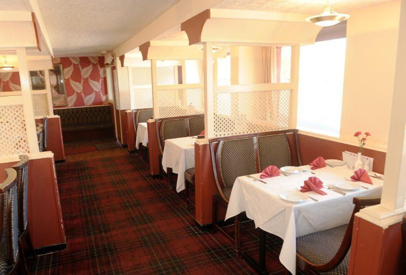 Shimla is an old-school Indian restaurant