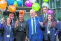 Emeli Sandé performs for Scotland's young philanthropists