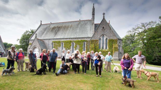 Blessing of Animals at the Craigiebuckler Church