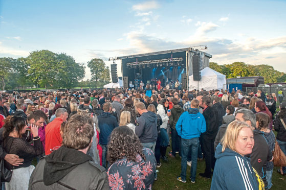 The Enjoy Music Festival was voted a success last year and fans are expected to turn out in numbers this weekend