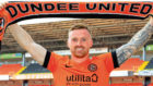Craig Curran joined Dundee United from Ross County in the summer.