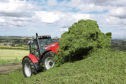 "Mr McLean told farmers to make their businesses ""future fit""    HANDOUT PIC FROM MASSEY FERGUSON"