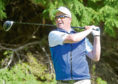 Northern Open 2018 played over the Nairn Dunbar course. Day 1.