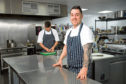 Rothesay Rooms head chef Ross Cochran