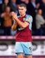 Burnley striker Sam Vokes.