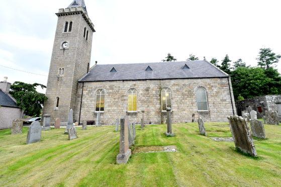 Old Deer Parish Church