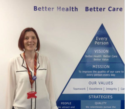 NHS Highland has appointed Arlene Johnstone as the health board's first head of service for learning disabilities and autism.