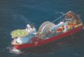 Subsea 7's Seven Navica vessel
