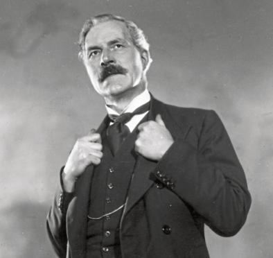 Ramsay MacDonald has a complicated relationship with town