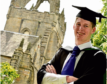 Gavin Hanigan aims to do a master's in microbiology. Photographs by Colin Rennie