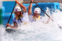 Olympic canoeist Tim Baillie has hailed Aberdeen Kayak Club's initiative