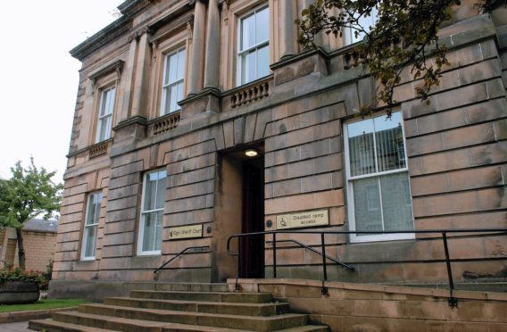 Moggach appeared at Elgin Sheriff Court