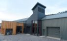 GlenWyvis Community Distillery has been told it cannot organise bus tours to the premises.