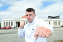 Lee McAllister will fight Danny Williams at the Beach Ballroom next month.