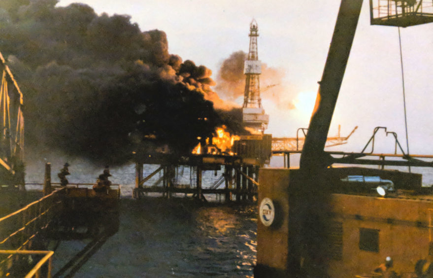 piper alpha how lives were ripped apart by a perfect