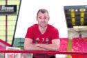 Aberdeen FC's Niall McGinn.