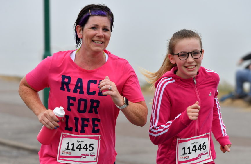 Race for Life ; 