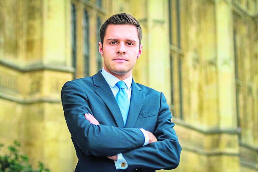 Aberdeen South MP Ross Thomson.