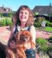 Carol Millar, from Bucksburn, Aberdeen. Photograph by Jim Irvine