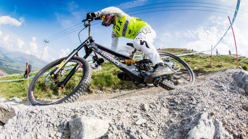 French rider Loic Bruni.