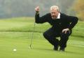 Stephen Gray leads the Scottish Par 3 Championship at Paul Lawrie Golf Centre