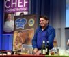Taste of Grampian 2018 at Thainstone. James Martin demonstration. Picture by COLIN RENNIE  Saturday June 2, 2018.