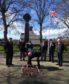 Flags stolen from Golspie's Imperial War Memorial