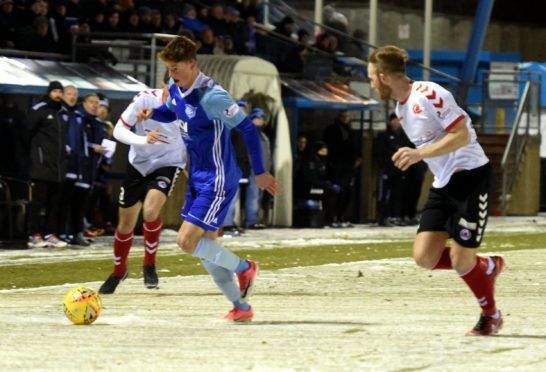 Peterhead midfielder Aaron Norris wants to make a bigger impact for the Blue Toon this season.