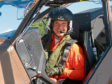 Retired helicopter test pilot Andrew Warner Submitted