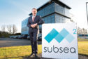 Mike Arnold, chief executive officer of M2 Subsea