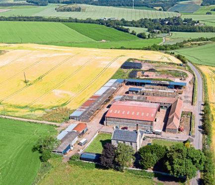 Wester Forret Farm