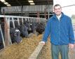 Robert Fleming from Castle Sinniness Farm was last year's beef award winner.