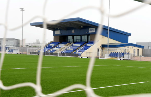 Balmoral Stadium will host Aberdeen's youth and reserve team games this season.