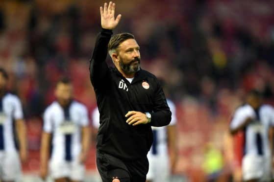 Derek McInnes hopes to add to his squad before the transfer window closes