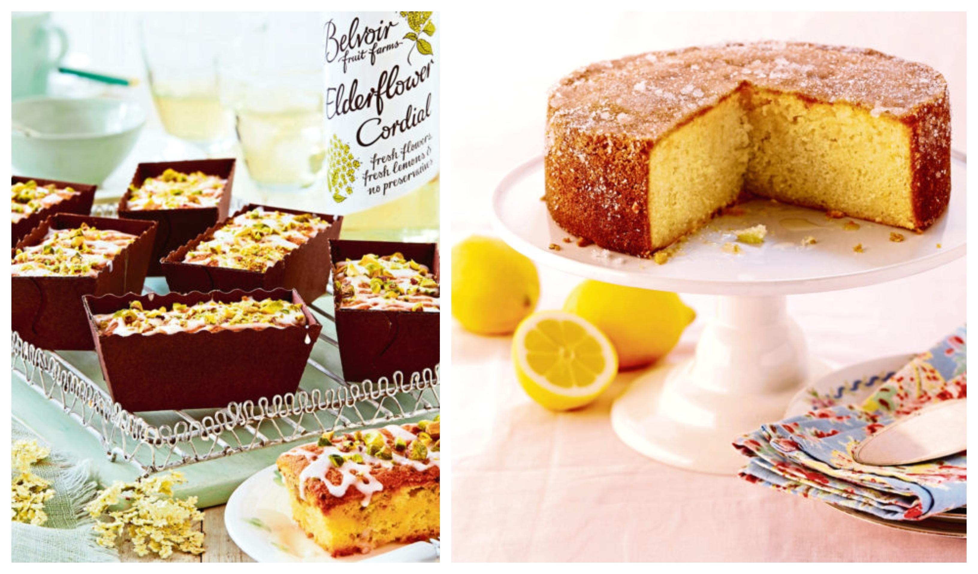 Recipes: Delicious sweet treats using elderflower and lemon | Press ...