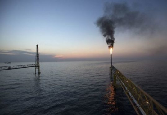 Flaring; Decarbonising oil and gas is one of the challenges to be addressed by the TechX Ventures initiative.