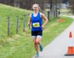 Coralie Arthur won the Apollo Duathlon Run Balmoral in April.