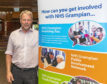 Dr Jamie Hogg, Divisional Clinical Director