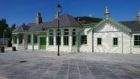 The £3 million restoration of Ballater Old Royal Station is expected to be completed by next month.