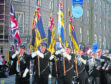 Armed Forces Day Parade. Picture by Heather Fowlie