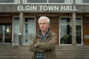 Elgin Town Hall for the Community chairman Mike Devenney is optimistic about the venue's future.