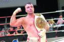 New WBU Heavyweight Championship of the World Lee McAllister.