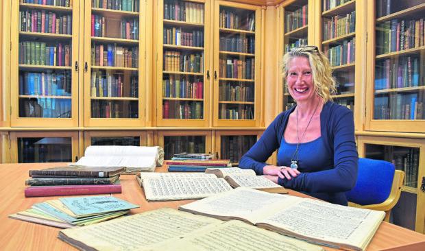 Christine Cain, College Librarian