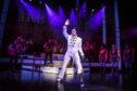 Steve Michaels as Elvis.
